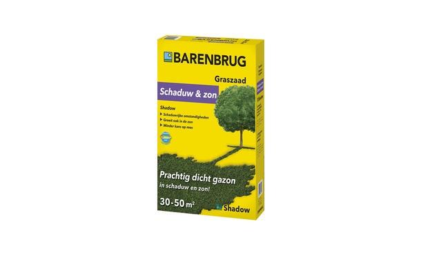 Barenbrug Schaduw & Zon 1 kg • Gras en Groen Winkel