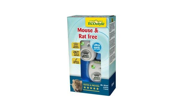 Mouse & Rat free 30+30 • Gras en Groen Winkel