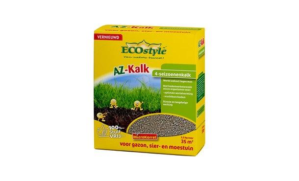 ECOstyle AZ-Kalk 3,5 kg • Gras en Groen Graszoden
