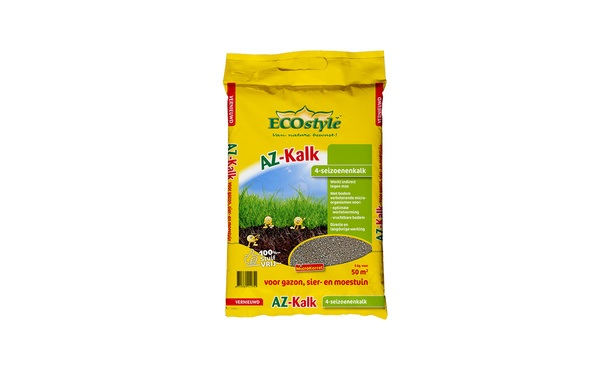 ECOstyle AZ-Kalk 5 kg • Gras en Groen Graszoden