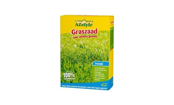 AZstyle Graszaad inzaai 1 kg • Gras en Groen Winkel