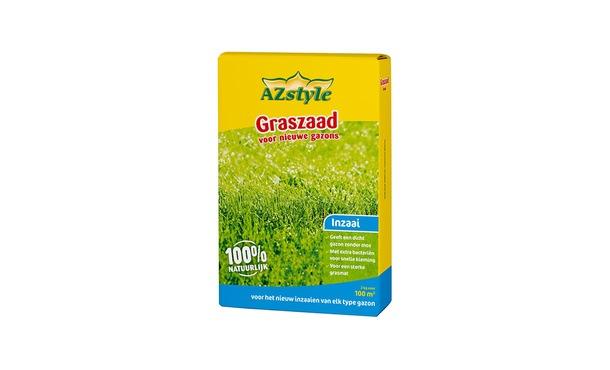 AZstyle Graszaad inzaai 2 kg • Gras en Groen Winkel