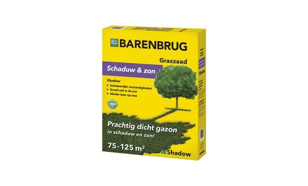 Barenbrug Schaduw & zon 2,5 kg • Gras en Groen Graszoden