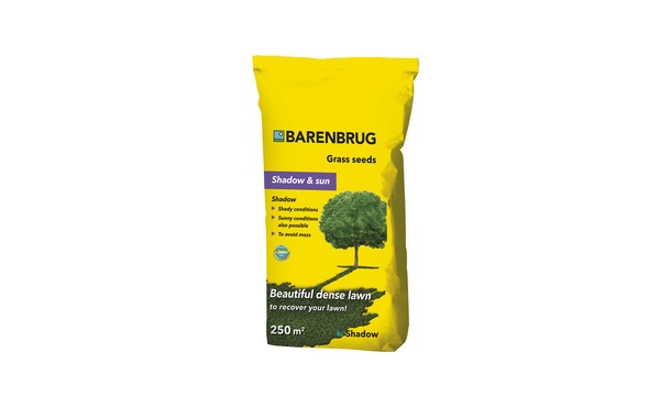 Barenbrug Shadow 5 kg • Gras en Groen Graszoden