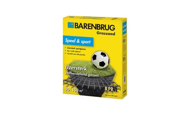 Barenbrug Speel en sport 3 kg • Gras en Groen Graszoden