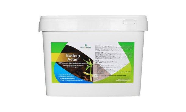 Bodem Actief 15 kg • Gras en Groen Graszoden