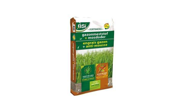 BSI Fertimoss mosdoder 12 kg • Gras en Groen Graszoden