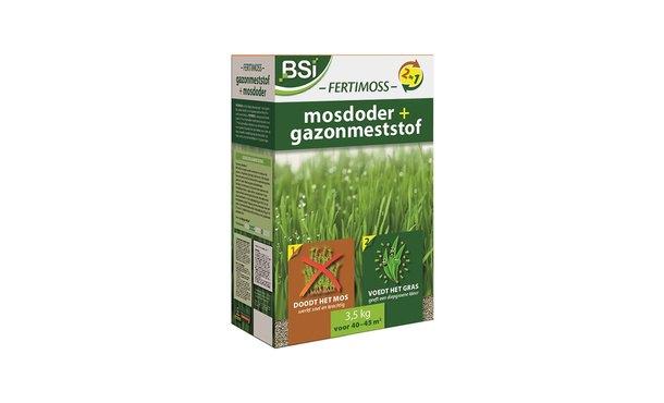 BSI Fertimoss mosdoder 3,5 kg • Gras en Groen Graszoden