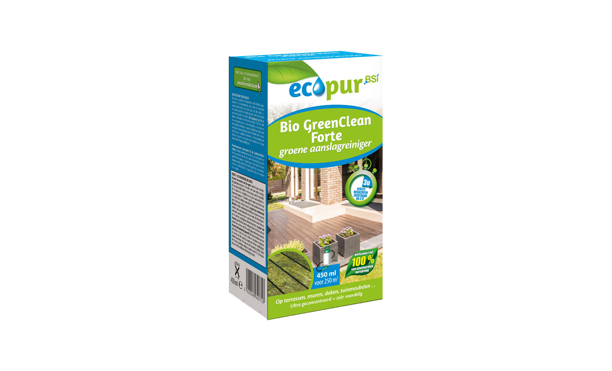 Bio Greenclean 450 ml • Gras en Groen Winkel