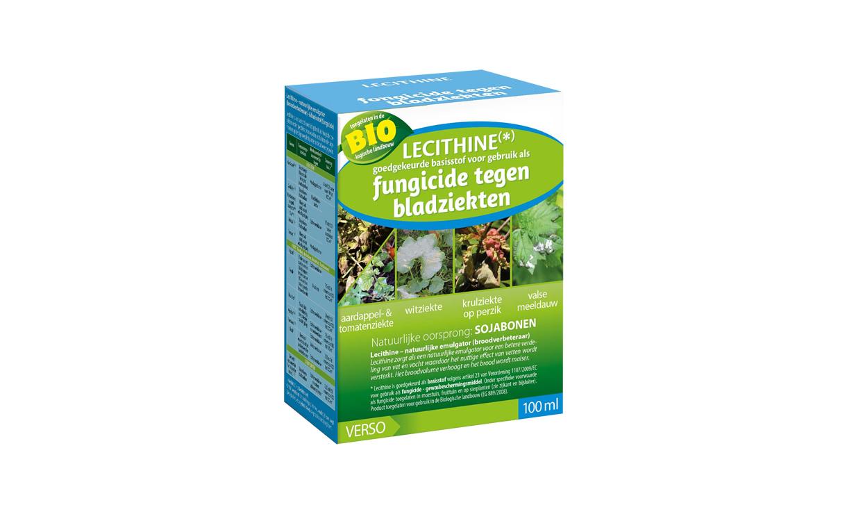 Lecithine fungicide tegen bladziekten 100 ml • Gras en Groen Winkel