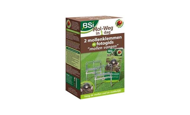 BSI Mollen weg 2 klemmen • Gras en Groen Graszoden