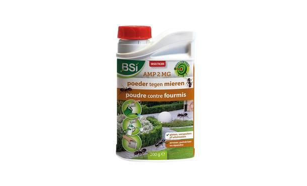 BSI poeder tegen mieren - AMP 2 MG • Gras en Groen Graszoden