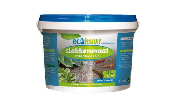 Ecopur Slakkenvraat 2,5 kg • Gras en Groen Winkel