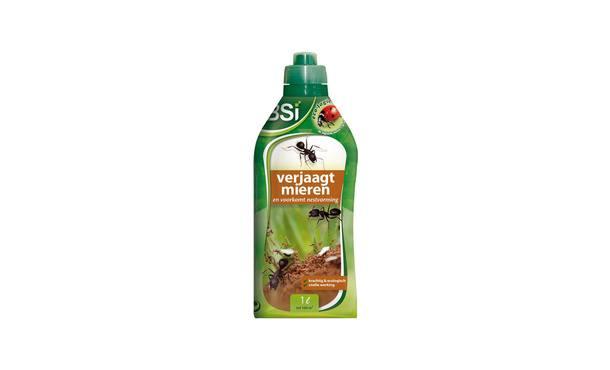 BSI verjaagt mieren • Gras en Groen Graszoden