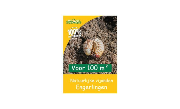 ECOstyle aaltjes tegen engerlingen 100 m² • Gras en Groen Graszoden