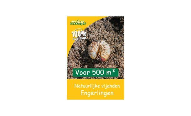 ECOstyle aaltjes tegen engerlingen 500 m² • Gras en Groen Graszoden