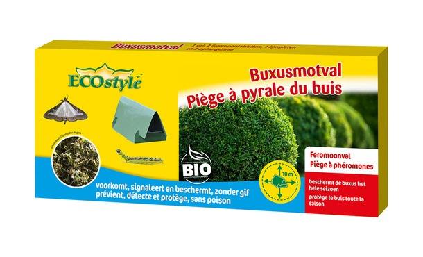 Deltaval buxusmot • Gras en Groen Winkel