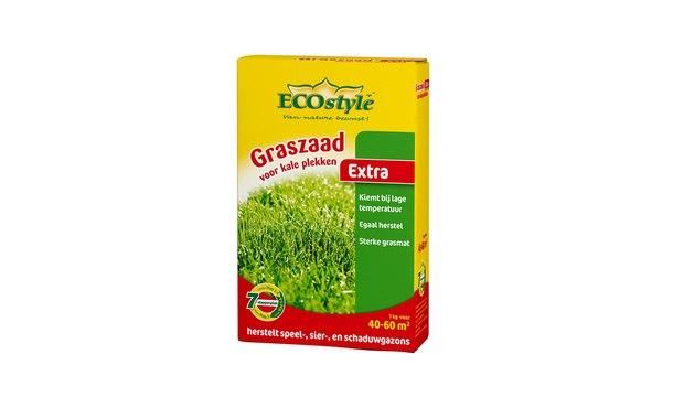 ECOstyle Graszaad-Extra 1 kg • Gras en Groen Graszoden