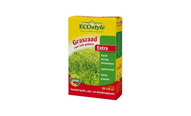 ECOstyle Graszaad-Extra 2 kg • Gras en Groen Graszoden