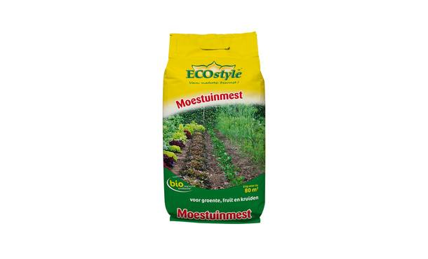 Moestuinmest 8 kg • Gras en Groen Winkel