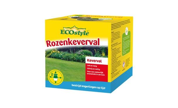 Trechterval rozenkeverval • Gras en Groen Winkel
