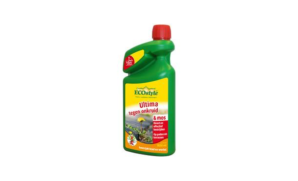 Ultima onkruid & mos conc. 1020 ml • Gras en Groen Graszoden