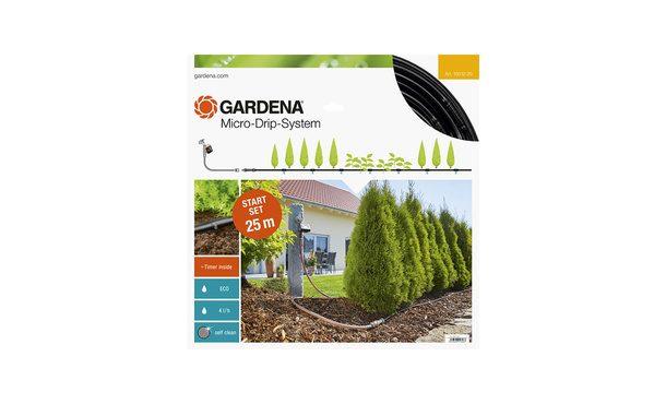 Gardena startset M met besproeiingscomputer • Gras en Groen Hagen