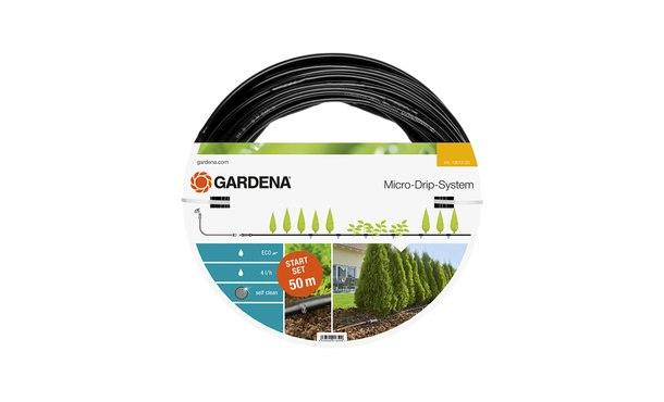 Gardena startset L voor 50 m rijplanten • Gras en Groen Hagen