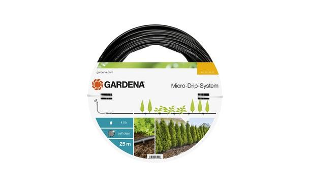 Gardena uitbreidingsset voor 25m rijplanten • Gras en Groen Hagen