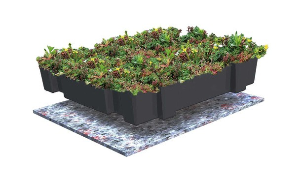 Groendakpakket Click 'n Go • Gras en Groen Winkel
